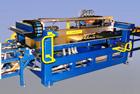 4-Kopf-CNC-Glasschneidemaschine