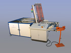 Laser Markierstation mit Handbeladung